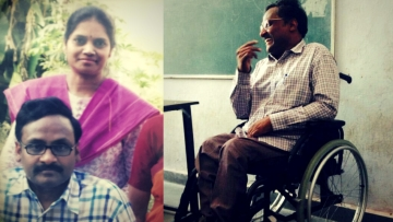 Vasantha Kumari is set to challenge her husband Prof GN Saibaba's conviction by a Gadchiroli sessions court.