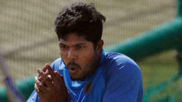 File photo of Umesh Yadav. (Photo: AP)