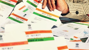 Aadhaar cards to be made mandatory for filing income tax returns and applying for a PAN card.