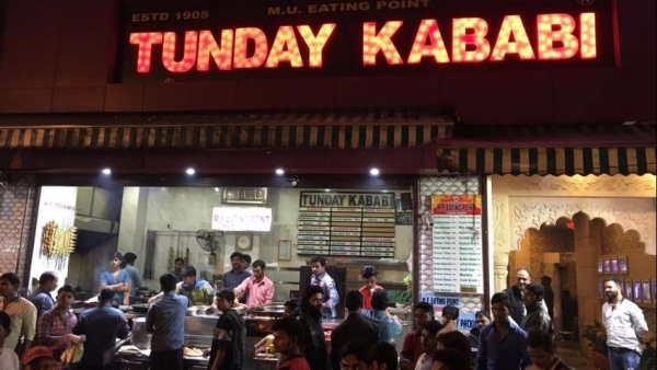 Lucknow's famous Tunday Kababi will now sell chicken and mutton kebab after the ban on slaughterhouses. (Photo: IANS)
