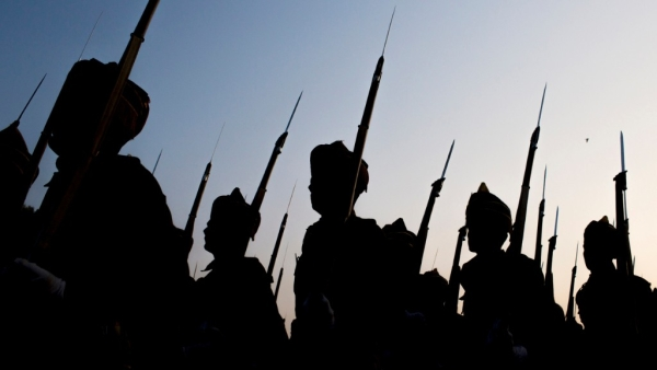 Eleven persons, including nine soldiers, were killed in 18 ceasefire violations by Pakistan this month. (Photo: iStock)
