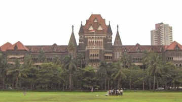 File photo of the Bombay High Court.