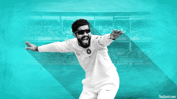 Ravindra Jadeja (Photo: <b>The Quint</b>/Harsh Sahani)