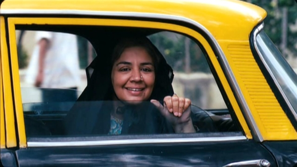 Farida Jalal in a still from <i>Mammo</i>. (Photo Courtesy: Khalid Mohamed)