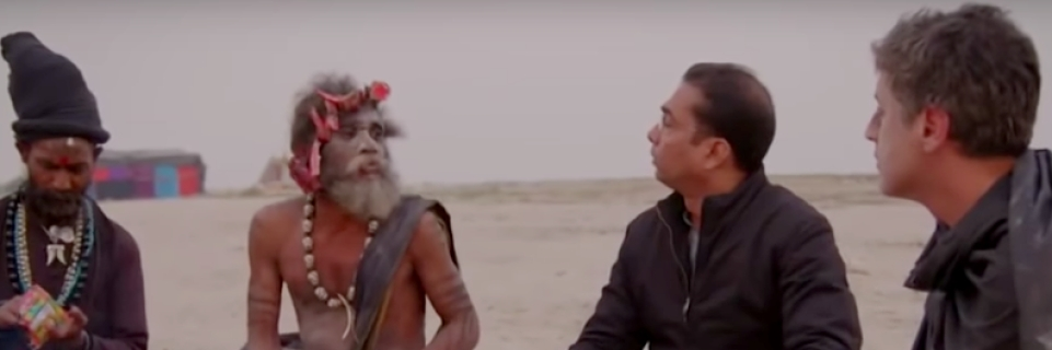 Reza Aslan Faces Backlash From Hindus for Eating Human Brain on TV