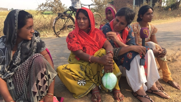'Izzat Ko Beizzat Mat Karo': Women Demand Toilets This UP Election