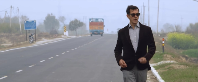 Rajat Kapoor in <i>Mantra. </i>(Photo courtesy: YouTube screen grab)