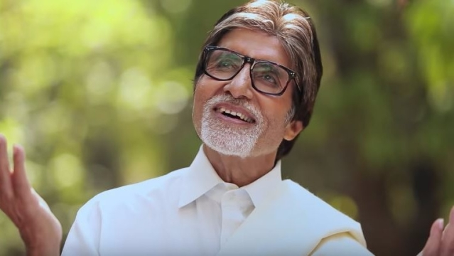Amitabh Bachchan is reportedly hospitalised.