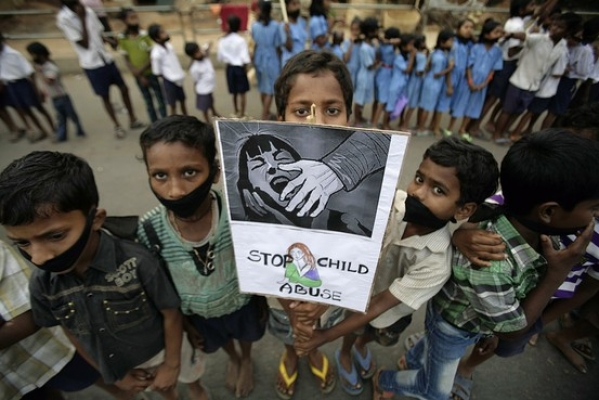 File image: A young girl's molestation causes widespread protests and unrest in Lakshadweep.