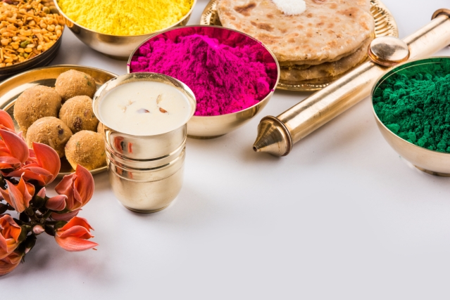 Dont forget to gorge on the Holi delights while in Mathura. Representational Image. (Photo: iStock)