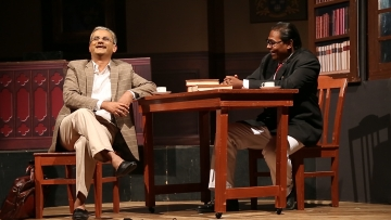 Girish Kulkarni as RD Karve in<i>Samaj Swasthya.</i>