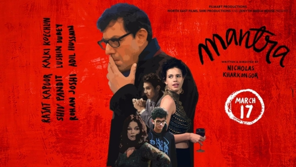 Rajat Kapoor knows how to work the silent moments in <i>Mantra.</i>