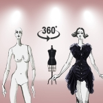 Behind the fashion industry are the mannequins which keep shrinking in size. (Photo Courtesy: Arjun Bhardwaj/<b>The Quint</b>)