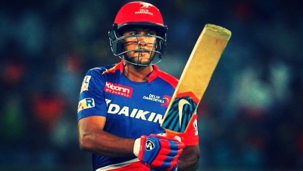 Mayank Agarwal played for the Delhi Daredevils in IPL last year. (Photo: BCCI)