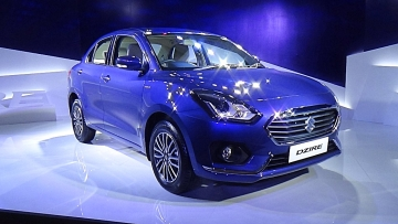 The new Maruti Dzire will be launched on 16 May. (Photo: <b>The Quint</b>)