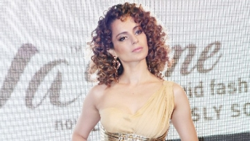 Kangana Ranaut at a recent event. (Photo: Yogen Shah)
