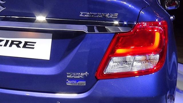 It's just called the Maruti Suzuki Dzire now. (Photo: <b>The Quint</b>)