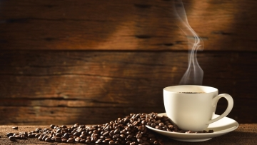 Just looking at something that reminds us of coffee can cause our minds to become more alert and attentive, according to a new study.