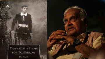"PK Nair's writings have been compiled into <i>Yesterday's Films For Tomorrow</i>. (Photo courtesy: <a href=""https://www.facebook.com/pg/filmheritagefoundation/photos/?ref=page_internal"">Facebook/ Filmheritagefoundation/ vishwagujarat</a>)"