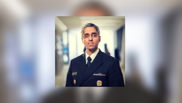 "Rear Admiral Sylvia Trent-Adams has replaced Vivek Murthy. (Photo: Twitter/<a href=""https://twitter.com/vivek_murthy"">@vivek-murthy</a>)"