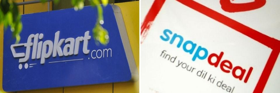 c6ca970ca6d How Flipkart-Snapdeal Deal May Unfold As SoftBank Plays Matchmaker ...