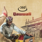 Enjoy the 360-degree Shaam-e-Qawwali. (Photo: Rahul Gupta/<b>The Quint</b>)