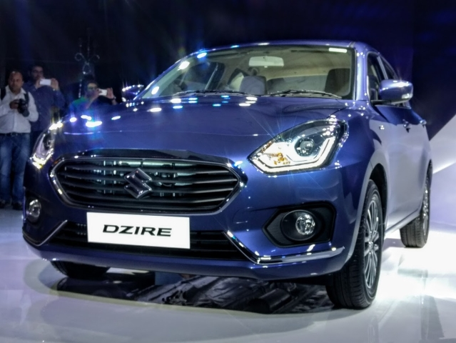 The Dzire gets visibly rounded fenders. (Photo: <b>The Quint</b>)