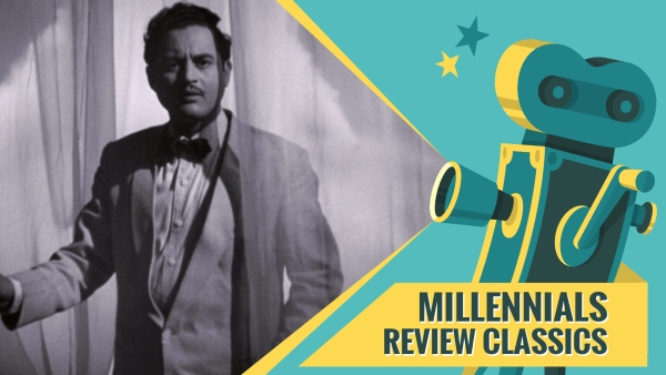 Millennials Review Classics: Guru Dutt's Intense Hit 'Pyaasa'