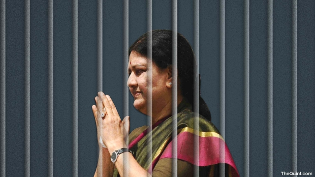 AIADMK chief VK Sasikala has met visitors 12 times in a month at the Parappana Agrahara central jail in Bengaluru.