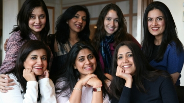 """The Whole Kahani was set up """"to give a new voice to old stories and increase the visibility of South Asian writers in Britain."""" (Photo Courtesy: <a href=""""http://thewholekahani.weebly.com/members.html"""">The Whole Kahani</a>)"""