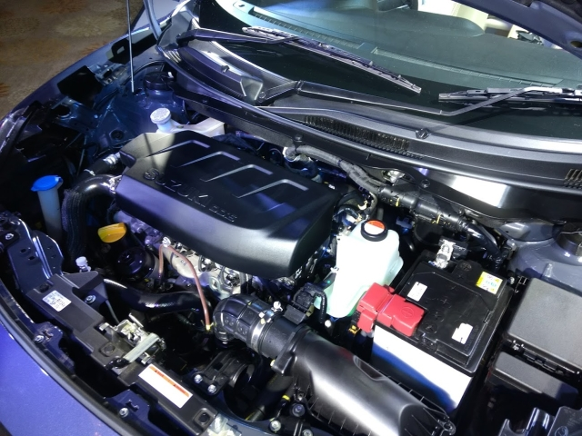 There are no changes in the engine specs of the new Dzire. (Photo: <b>The Quint</b>)