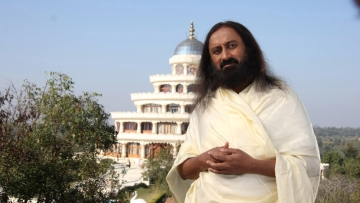 Sri Sri Ravi Shankar. (Photo Courtesy: Wikimedia Commons)