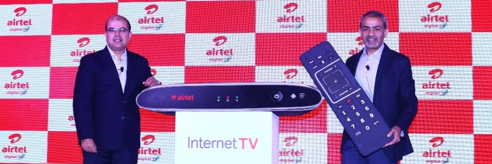 Airtel Launches Android TV Box for Rs 4,999, Will Rival Jio