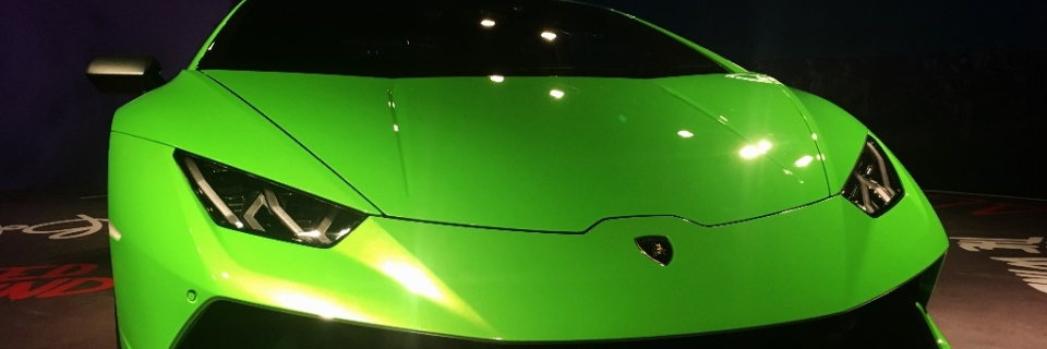 Lamborghini Huracan Performante Now In India For A Cool Rs 3 97 Cr
