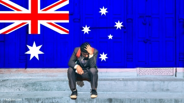 As many as 95,000 foreign nationals work under the 457 visa – 25% of whom are Indians employed in the country. (Photo: Altered by <b>The Quint</b>)