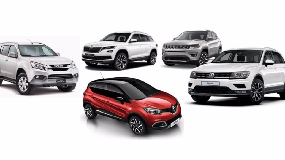Hot Upcoming Suv Launches In India 2017 Photo B The