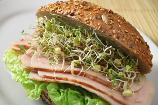 Sprouts provide a good supply of Vitamins A, E & C plus B complex. (Photo: iStock)