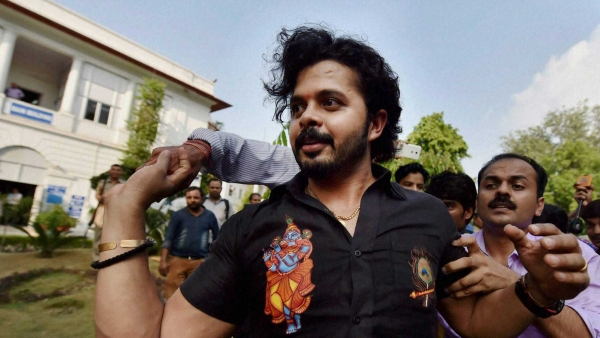 Sreesanth was discharged in the IPL-6 spot-fixing case by a Delhi court in July 2015. (Photo: PTI)