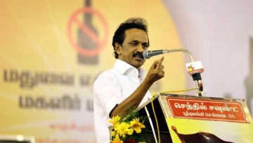 Stalin said employees in the transport sector, traders and members of the film fraternity have pledged their support to the proposed shutdown. (Photo Courtesy: The News Minute)