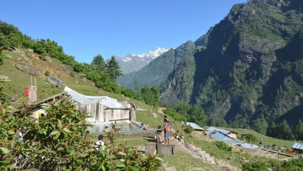 Ready for a retreat in the mountains? (Photo Courtesy: Prasoon Vashistha)