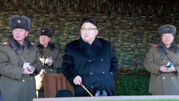 Kim Jong Un, supreme leader of North Korea. (Photo: Reuters)
