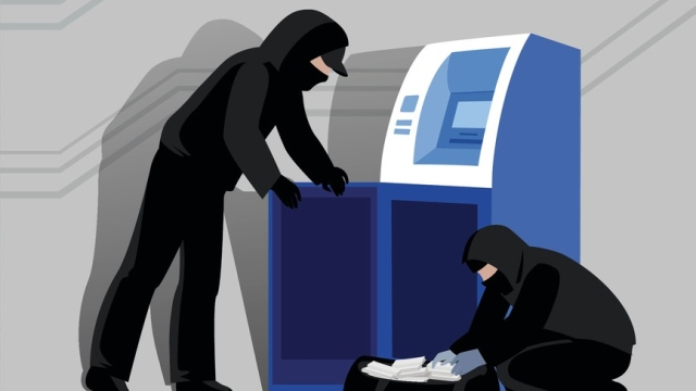 ATM robbers used gas cutters. Representational image
