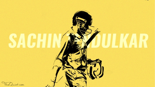 Sachin Tendulkar's biopic Sachin: A Billion Dream releases on 26 May. (Photo: Rhythum Seth/<b>The Quint</b>)