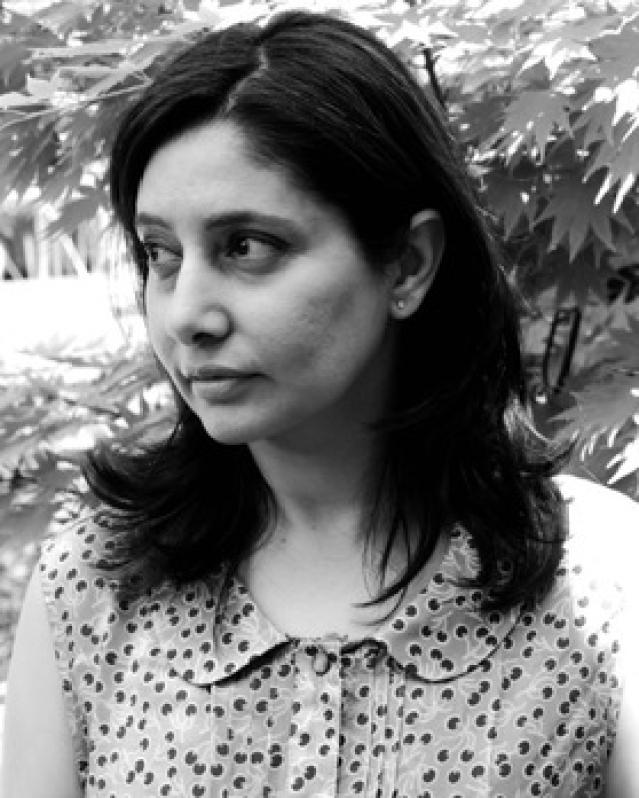 """Kavita A Jindal, co-founder of The Whole Kahani. (Photo Courtesy: <a href=""""http://thewholekahani.weebly.com/members.html"""">The Whole Kahani</a>)"""