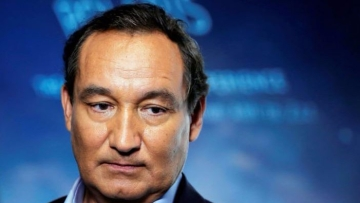 "United Airlines CEO will not take over as Chairman. (Photo Courtesy: Twitter/<a href=""https://twitter.com/Maz_Idriss"">@<b>Maz_Idriss</b></a>)"