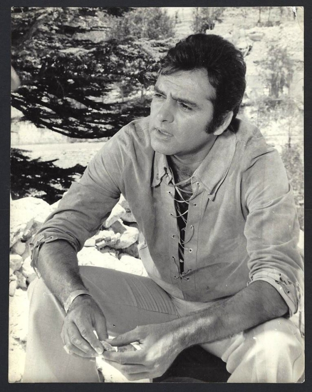 Feroz Khan was a very good looking man.