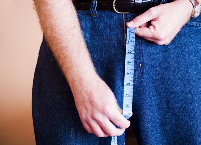 """Does the Size of a Penis Matter?"" (Photo: iStock)"