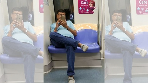 "This man was caught filming a girl on Singapore metro (Photo: Facebook/<a href=""https://www.facebook.com/photo.php?fbid=10155333978092053&set=pcb.10155333980022053&type=3&theater""> Uma Mageswari) </a>"
