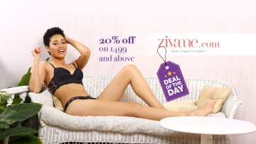 You can't miss out on this deal! (Photo: Zivame/Altered by <b>The Quint</b>)