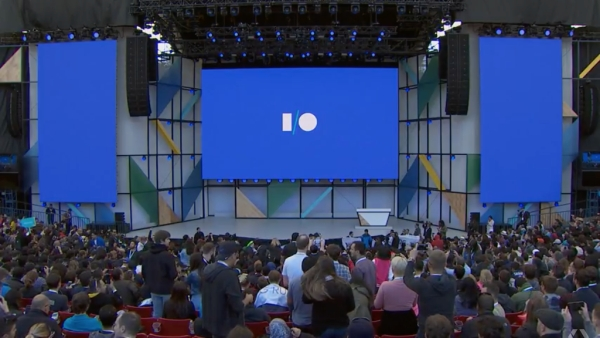 Google I/O 2017 will begin in a short while. (Photo Courtesy: Google)